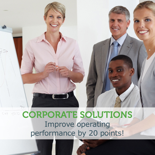 [Corporate Solutions]